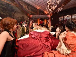 Ballo in maschera Carnevale Venezia Cortigiane a Palazzo